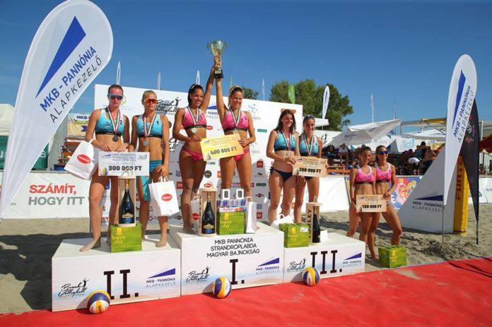 Erős magyar női csapat a Beach Volley Marathonon e2d82bf05c